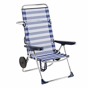 comprar silla de playa con ruedas Alco 670ALFRD-0056