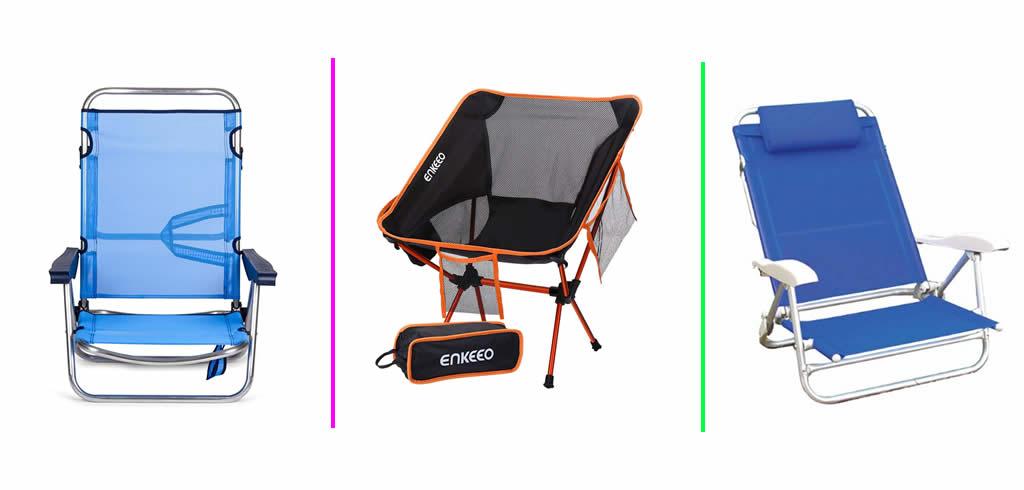 comprar silla plegable playa