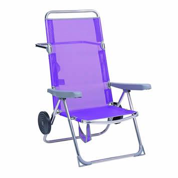 comprar silla de playa con ruedas Alco 670ALFRD-0127