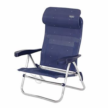 silla de playa Crespo AL/205-C-41
