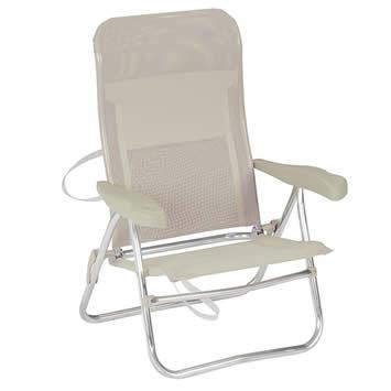 sillas de playa dural Crespo AL/205-C-34